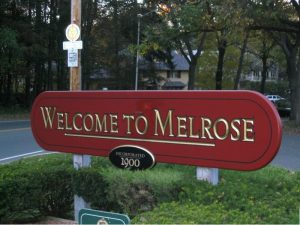 """""""Melrose Cares"""" Drive for Safety Campaign"""